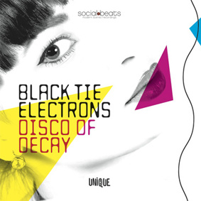 Debut album from the exciting new electro-pop band Black Tie Electrons from The Netherlands