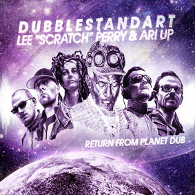 New full-length album from dub legend Lee 'Scratch' Perry featuring Ari-Up and Dubblestandart …