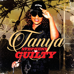 """Finally Tanya Stephens is set to release her latest album """"Guilty"""" in Europe"""