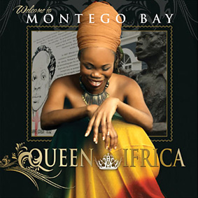 "Queen Ifrica presents her VP debut album ""Welcome To Montego Bay"" …"