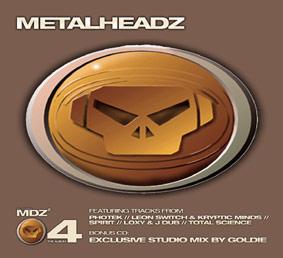 METALHEADZ MDZ.04 – The Empire Strikes Back …
