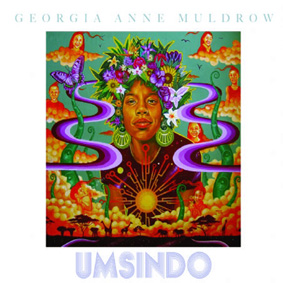 Second solo album by female producer, songwriter and singer Georgia Anne Muldrow …
