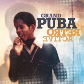 "Hip-hop legend Grand Puba returns with his fourth solo album ""Retroactive"" …"