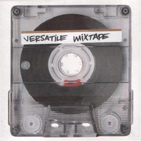 "That's a mixtape, the ""Versatile Mixtape"" by DJ GILB'R …"