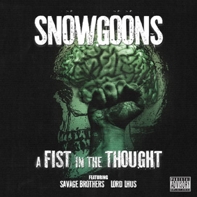 Brand new full length by Germany's production trio Snowgoons …