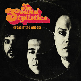 "The Sound Stylistics are back with their new longplayer ""Greasin' The Wheels"" …"