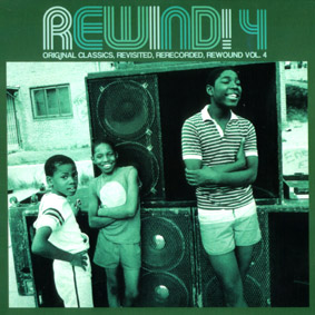 """Ubiquity's """"REWIND! 4"""" – Original classics, re-worked, remixed, re-edited and rewound …"""