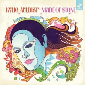 "Australian singer Kylie Auldist presents her second album ""Made Of Stone"" …"