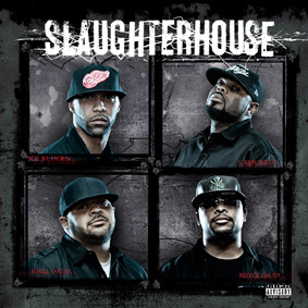 Hip-hop super-group Slaughterhouse to release much buzzed about debut album …