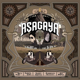 Debut album from Japanese producer, songwriter and composer Asagaya