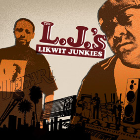 The LIKWIT JUNKIES (Defari & Babu) will resurrect hip-hop in 2005 …