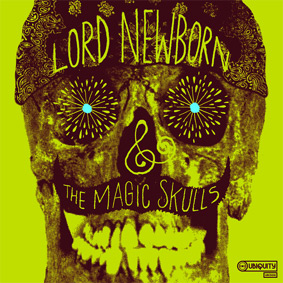 Lord Newborn & The Magic Skulls is the new collaborative project of Money Mark, Shawn Lee, and Tommy Guerrero …