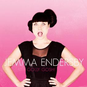 """Die gebürtige Britin Jemma Endersby veröffentlicht ihr Albumdebüt """"Golly Gosh!"""""""