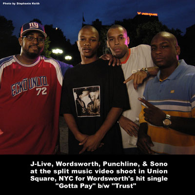Check out the new WORDSWORTH video …