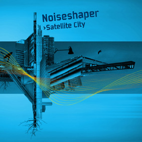 "Noiseshaper celebrate their 10th anniversary with their new album ""Satellite City"" …"
