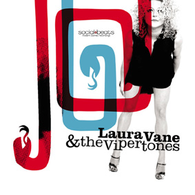 British singer/songwriter Laura Vane presents her group project Laura Vane & The Vipertones …
