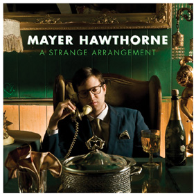"""Mayer Hawthorne's much anticipated debut album """"A Strange Arrangement"""" coming this Fall …"""