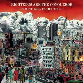 Exclusive reissue of Michael Prophet's Greensleeves debut album …