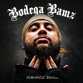 Bodega Bamz is gearing up for the release of his Sidewalk Exec album