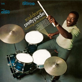 "Exclusive reissue of Bernard Purdie's legendary funk classic ""Soul Drums"" …"