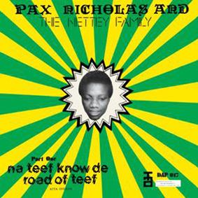 A killer afrobeat gem by Nicholas Addo-Nettey of Fela's Africa 70 on Daptone Records …