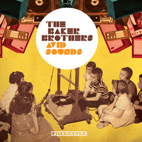 The Baker Brothers lovingly revisit their favourite soul and jazz funk anthems …