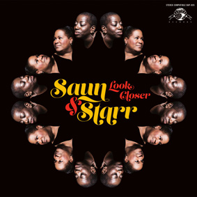 Daptone Records is proud to release the debut album by Saun & Starr