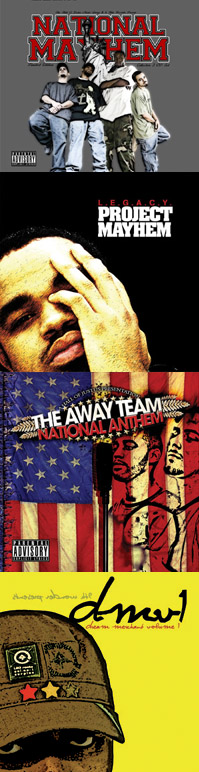 Justus League presents new releases by THE AWAY TEAM and L.E.G.A.C.Y. …
