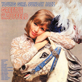 New compilation showcasing some great early works by the outstanding Dutch jazz singer Greetje Kauffeld