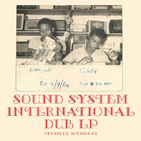 Phenomenal dub rarity by King Tubby & The Clancy Eccles All Stars on Pressure Sounds …