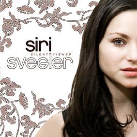 "Swedish singer Siri Svegler presents her debut album ""Silent Viewer"" on Compost …"