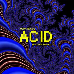 "ATOM HEART™ presents ""Acid Evolution 1988-2003"" …"