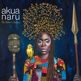 Das zweite Album der amerikanischen Rap- & Poetry-Künstlerin Akua Naru