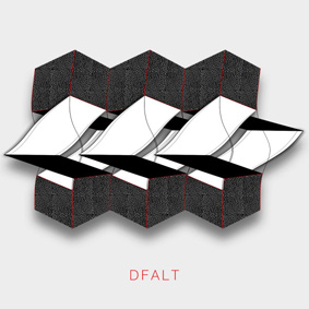 Brand new album by Los Angeles based DJ/Producer DFALT on Plug Research Records