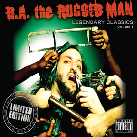 Ultimate collection of rarities from legendary rapper R.A. The Rugged Man …