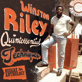 "The ""Reggae Anthology"" series pays tribute to Winston Riley …"
