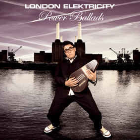 Plug yourselves in – LONDON ELEKTRICITY is back …