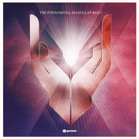 Self-titled debut album by New York's The Phenomenal Handclap Band …