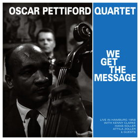 Newly unearthed live recordings of jazz bass and cello legend Oscar Pettiford and his quartet