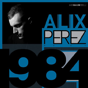 New album by highly respected drum & bass producer Alix Perez …