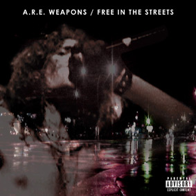 The second album from New York City rockers A.R.E. WEAPONS …