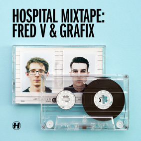 Fred V & Grafix present the second edition of the Hospital Records mixtape series