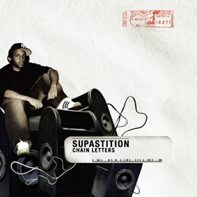"""Soulspazm Records is proud to release the SUPASTITION album """"Chain Letters"""" …"""