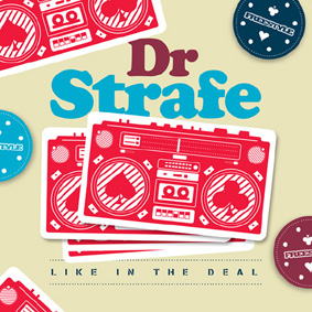 """Bristol based DJ/producer Dr. Strafe presents his new lonplayer """"Like In The Deal"""" …"""