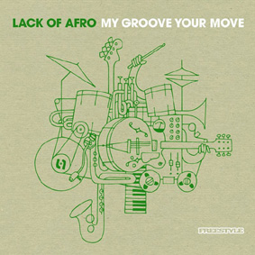 Lack Of Afro present their new album on Freestyle Records …