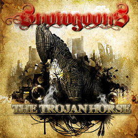 """The Snowgoons are proud to announce their 4th full length album """"The Trojan Horse"""" …"""