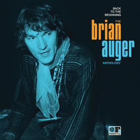 The much anticipated Anthology from legendary organ master, Brian Auger, has finally landed on Freestyle Records