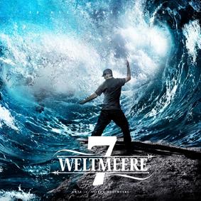 """Unter dem Titel """"Sieben Weltmeere"""" erscheint das zweite offizielle Studio-Album von Ausnahmekünstler Cr7z"""
