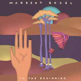 "The fourth studio album ""In The Beginning"" by the critically acclaimed live band Marbert Rocel from Leipzig"
