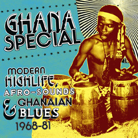 "Soundway steps back into Africa with ""Ghana Special – Modern highlife, afro-sounds & Ghanaian blues 1968-81"" …"